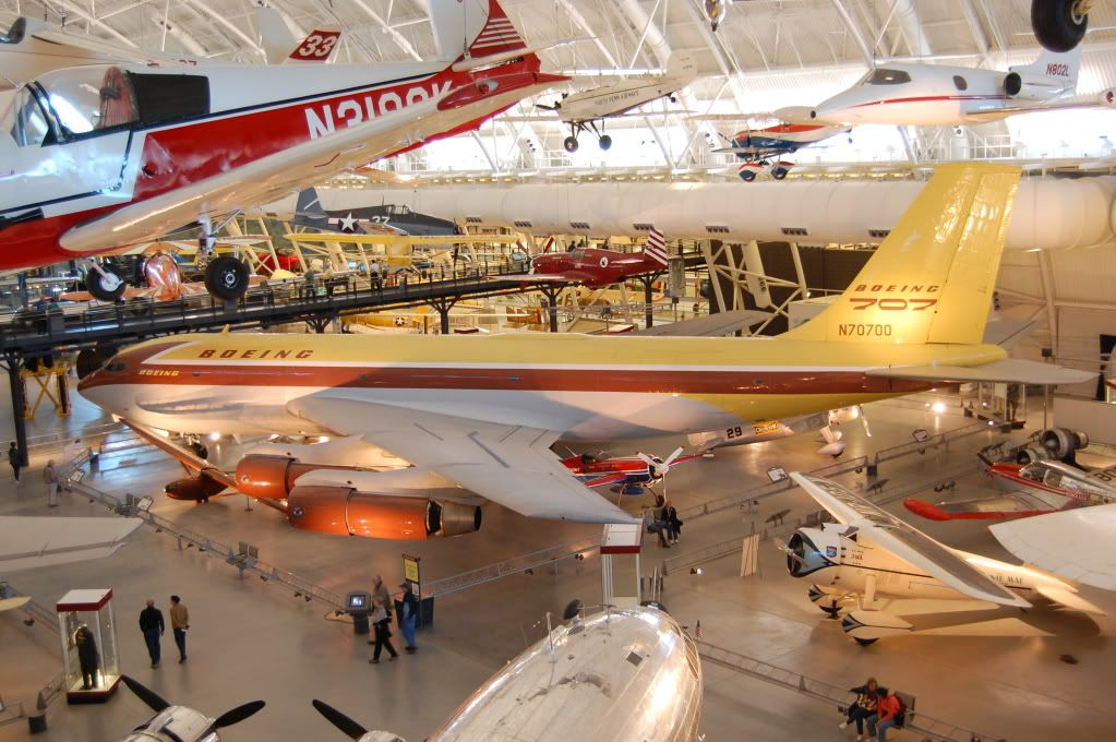 Udvar-Hazy Center, National Air and Space Museum 73