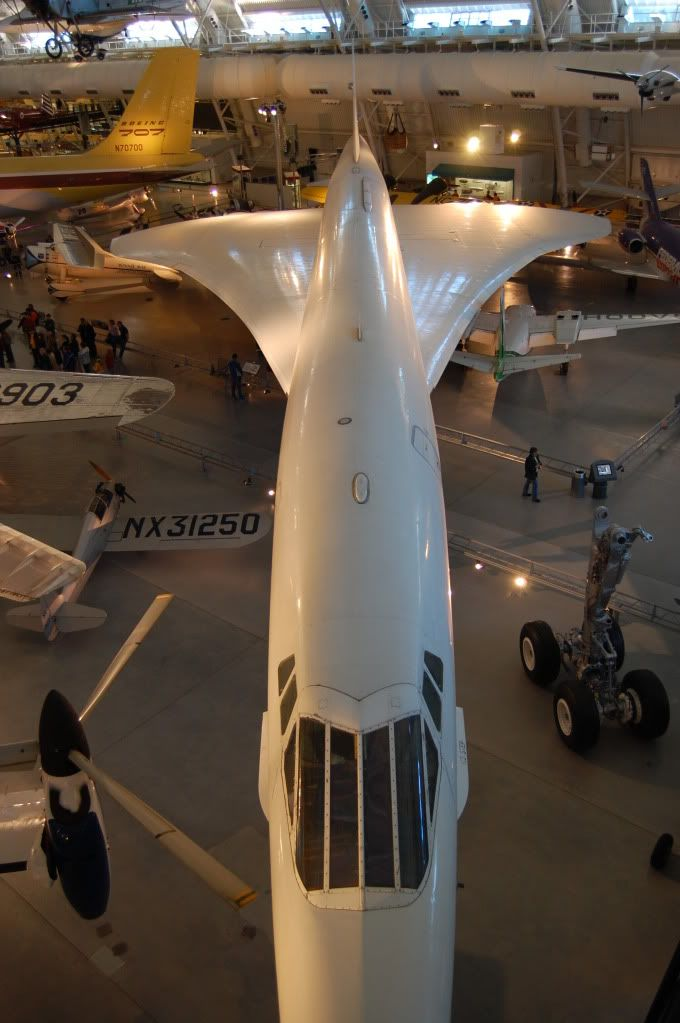 Udvar-Hazy Center, National Air and Space Museum 751