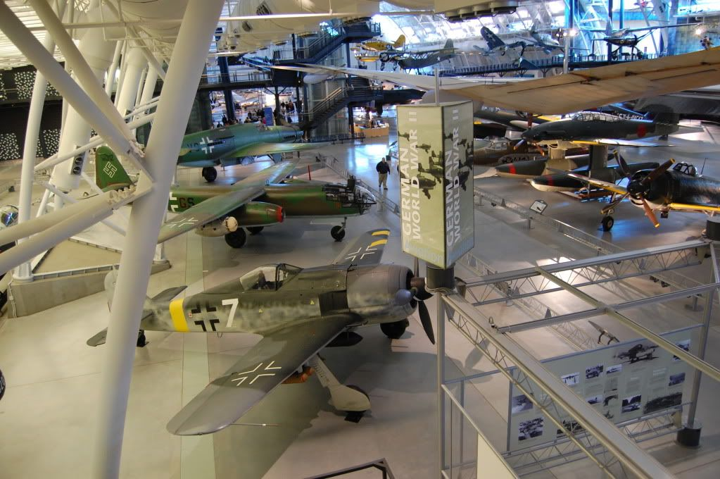 Udvar-Hazy Center, National Air and Space Museum View