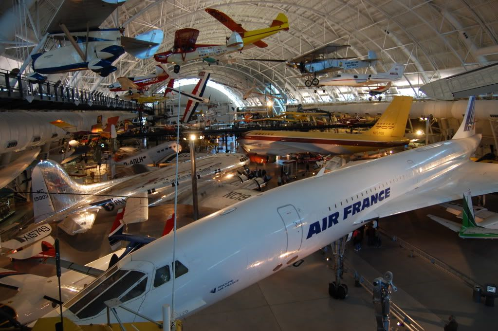 Udvar-Hazy Center, National Air and Space Museum Ccc2