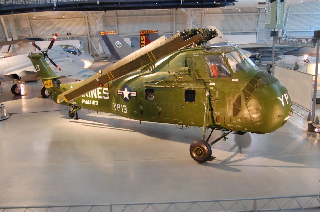 Udvar-Hazy Center, National Air and Space Museum H13