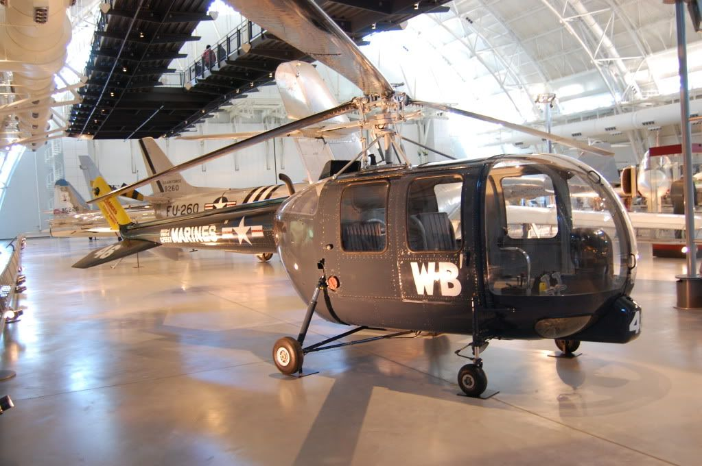 Udvar-Hazy Center, National Air and Space Museum H32