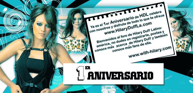 Foro Hilary Duff Latinoamerica