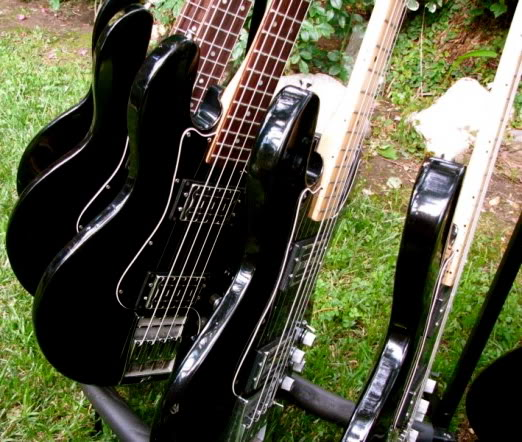 Now the blind shall See...(UPDATE: 2 New Basses) T-40s