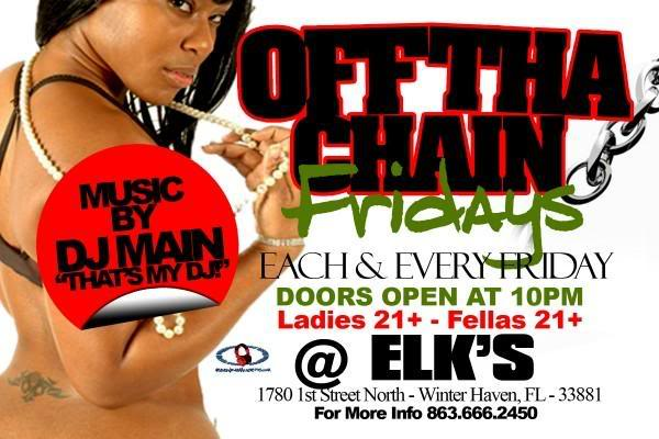 "DJ MAIN ""THAT'S MY DJ"" OFF THA CHAIN FRIDAY'S OffThaChainFridays1"