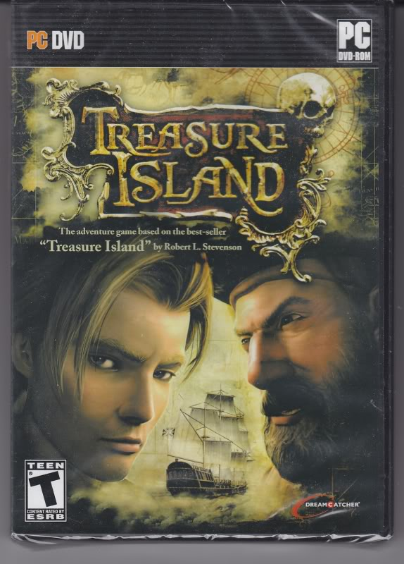 Treasure Island TI1