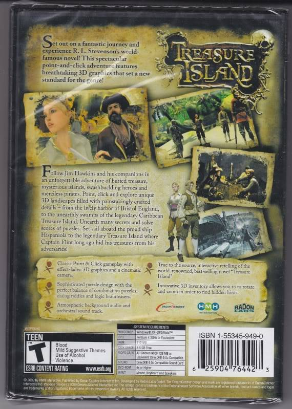 Treasure Island TI2