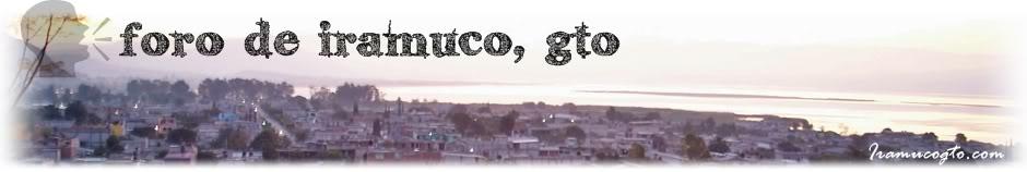 Foro de Irámuco, Gto.