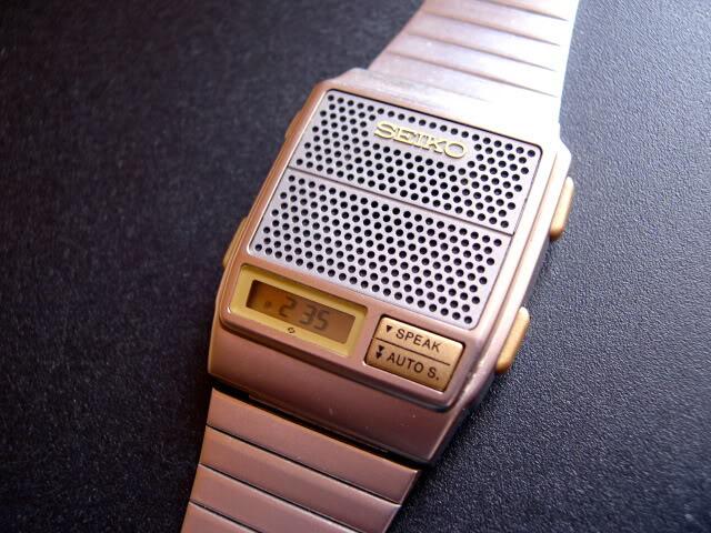 citizen - LE FIL ELECTRIQUE – LCD, Diapason, LED, Quartz, piles... à l'heure ! A965s