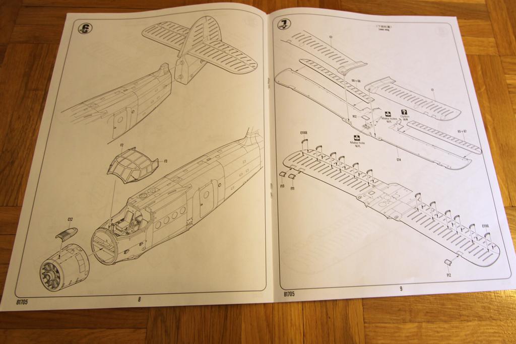 Antonov AN-2 Colt - Hobbyboss 1024-04