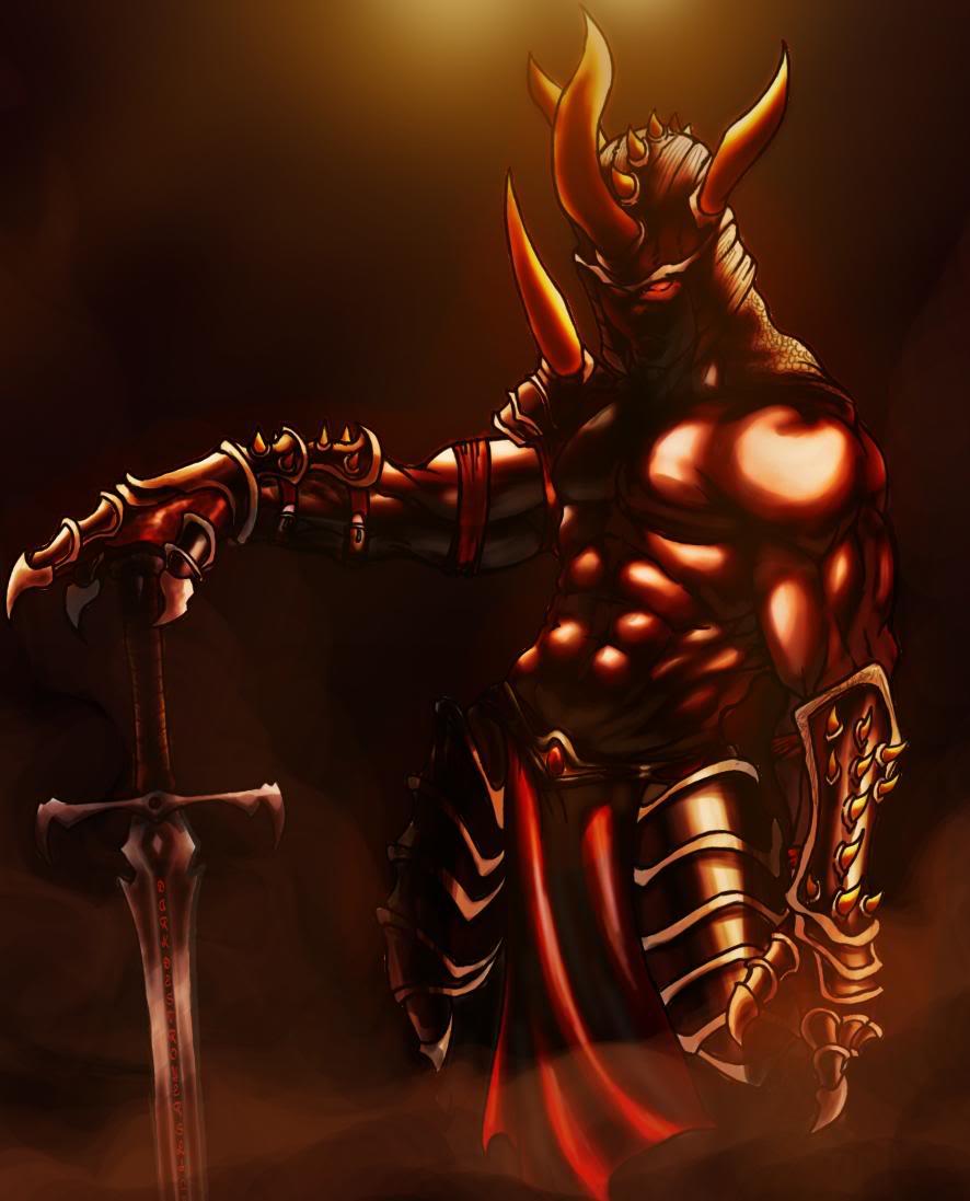 Kensei the perfect fusion Demon_knight_by_Edragon