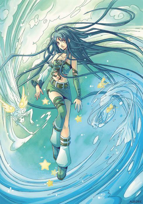 The new Minako Yuki Waterandwind