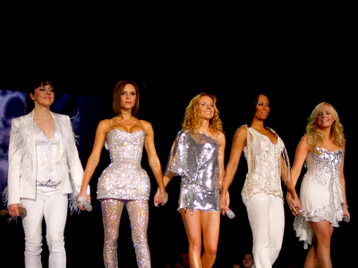The Spice Girls 9th January 2008 All24