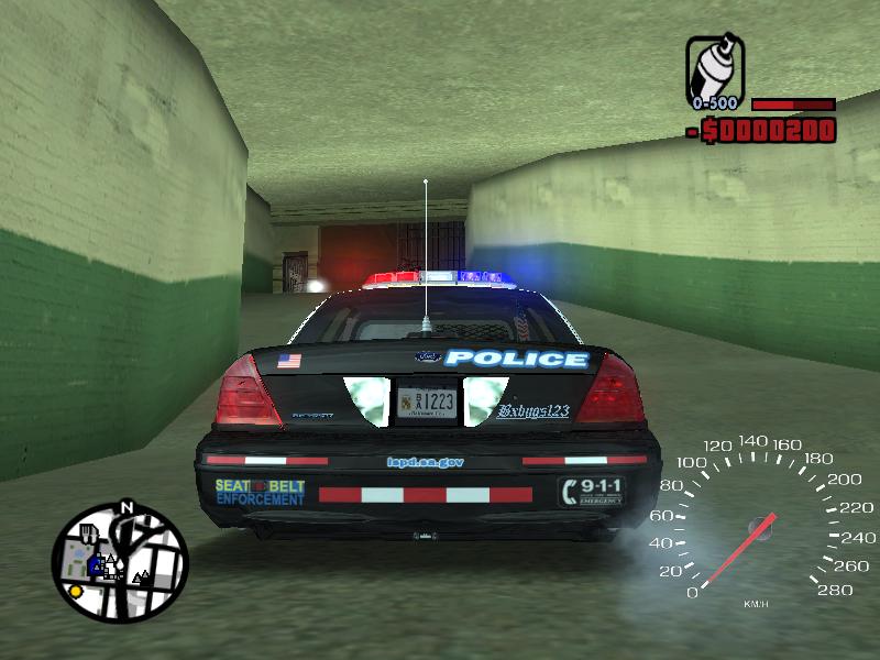 Cop Car mods Request  Sa-mp-020-1