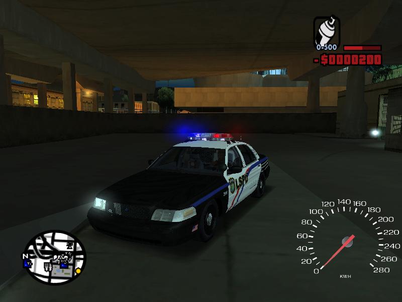 Cop Car mods Request  Sa-mp-023
