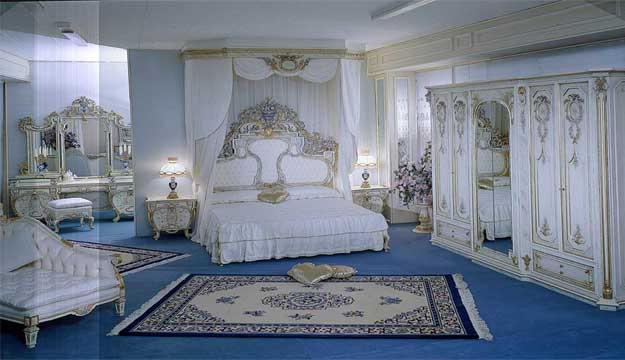 غرف نوم راقية 1-2