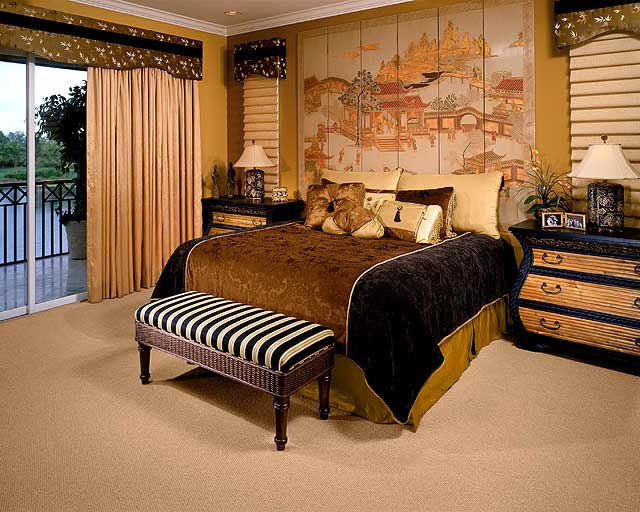 غرف نوم راقية 12