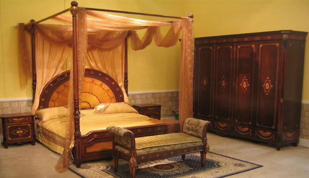 غرف نوم راقية 4-1
