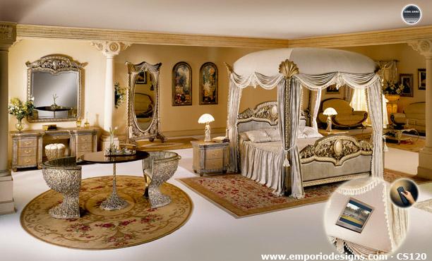 غرف نوم راقية 51