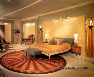 غرف نوم راقية 55
