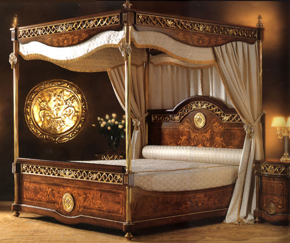 غرف نوم راقية Principessa_l