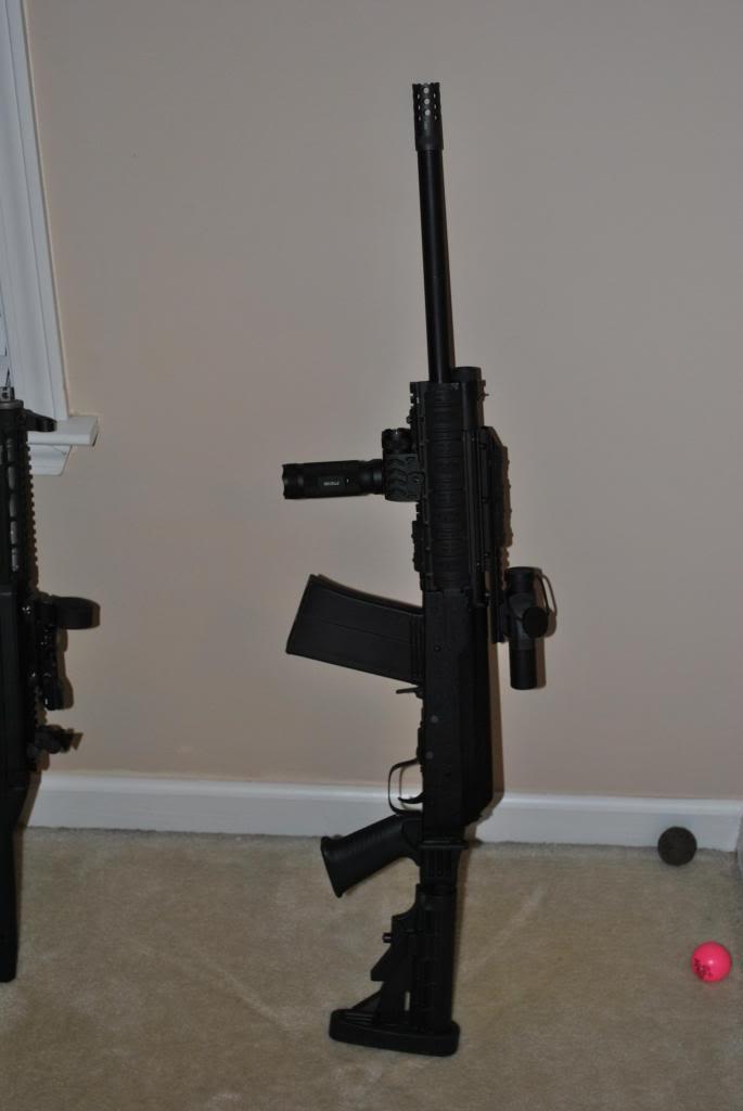 got a Saiga Shotgun! DSC_0484_zps6798c30f