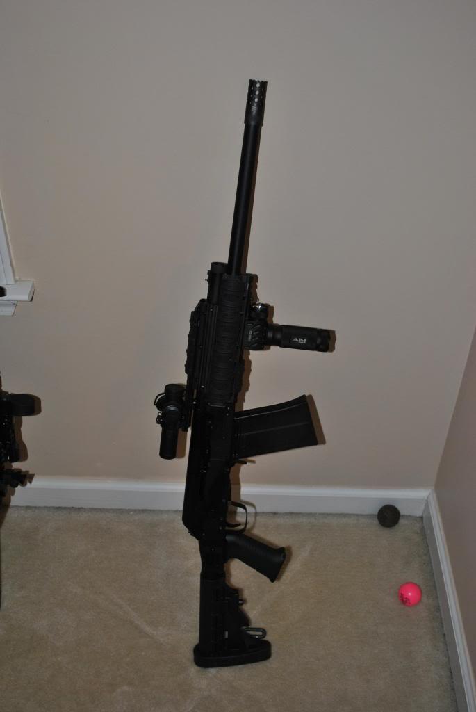 got a Saiga Shotgun! DSC_0485_zpsd6b88e31