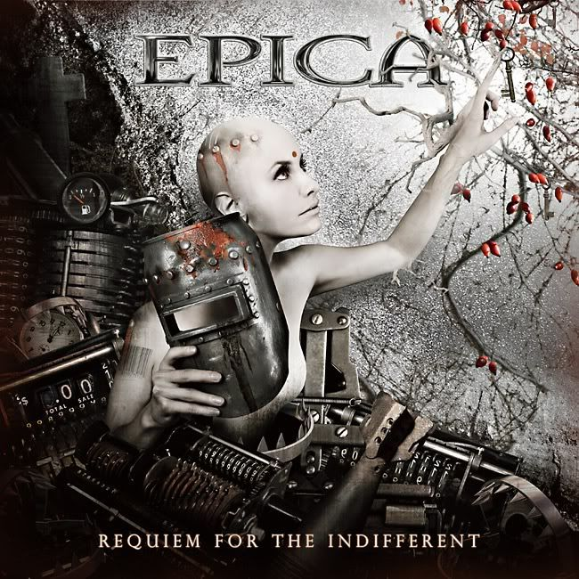 New Epica Album(Requiem for the Indifferent) out on March 9th 2012 Epicarequiem