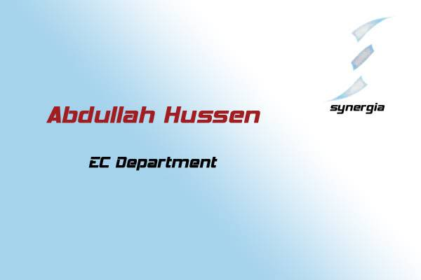 for the last version of the presentation.....!! Abdallah