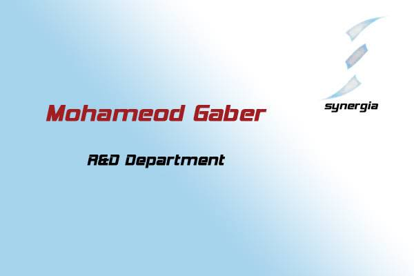 for the last version of the presentation.....!! Gaber