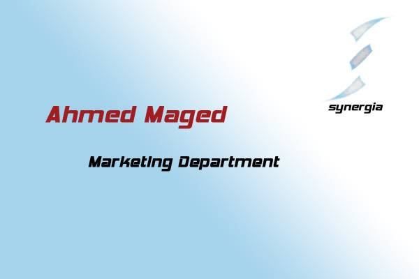 for the last version of the presentation.....!! Maged