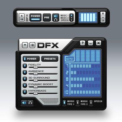 Winamp Pro 5.54 + DFX 8 + Aimp2 2.50 Dfx