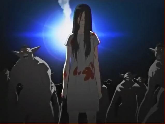 انمي blood Girlblood