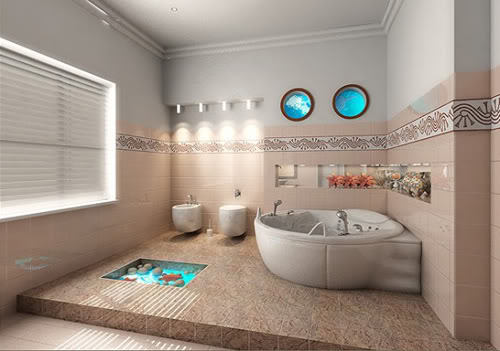 Pedido de habitaciones - Página 3 Simple-Creative-modern-bathroom-decor-design-ideas