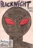 Caderno de Desenho: Devilish Angel BN2