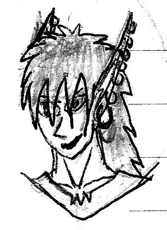 Caderno de Desenho: Devilish Angel CpiadeDigitalizar6