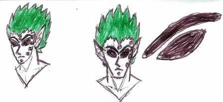 Caderno de Desenho: Devilish Angel Digitalizar1