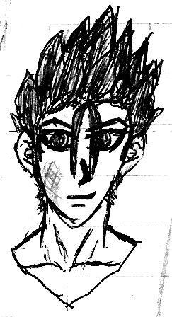 Caderno de Desenho: Devilish Angel Digitalizar2