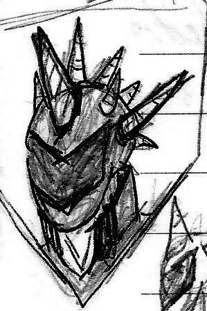 Caderno de Desenho: Devilish Angel Digitalizar6