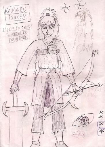 Caderno de Desenho: Devilish Angel KamarIshken