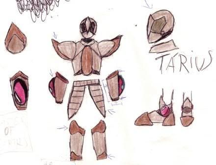 Caderno de Desenho: Devilish Angel Tarius