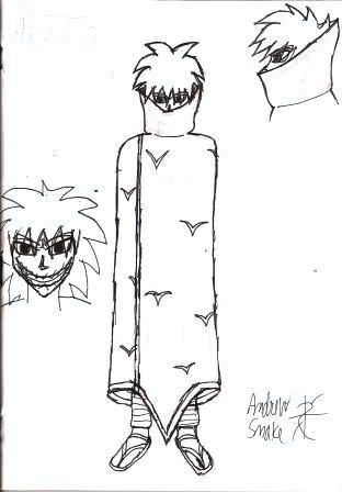 Caderno de Desenho: Devilish Angel Aw007