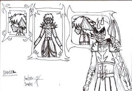 Caderno de Desenho: Devilish Angel Aw011