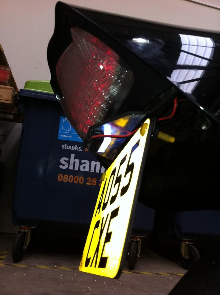 Tail Tidy pics using Ebay Bracket on Suzuki M800 / M50 IMG_0951