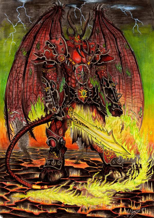 Lucifer(DooM BringeR) DoomBringer