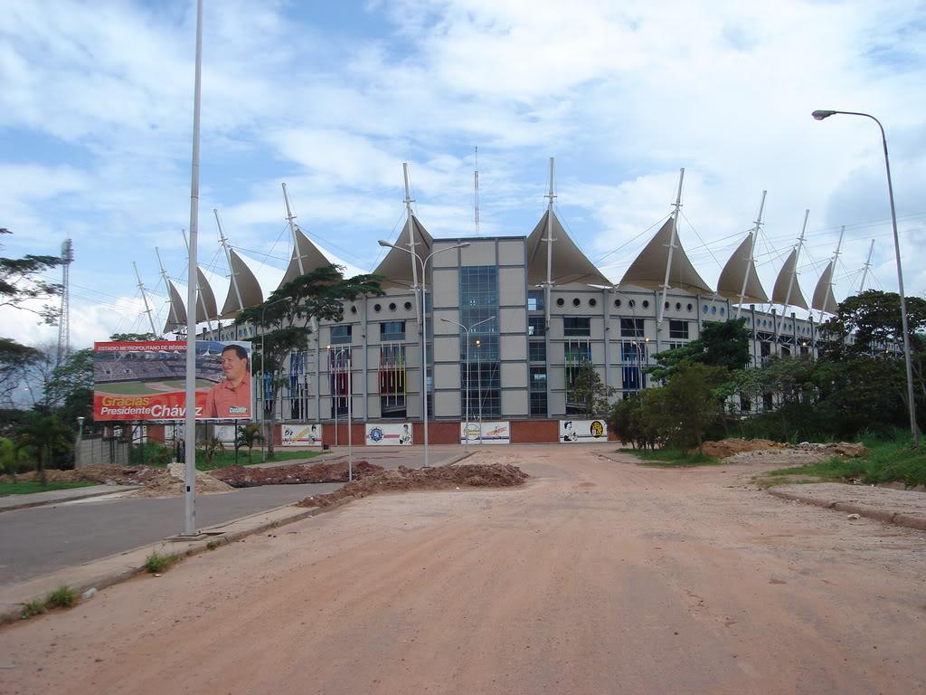 Estadios de Beisbol Profesinal Venezolano Varias060