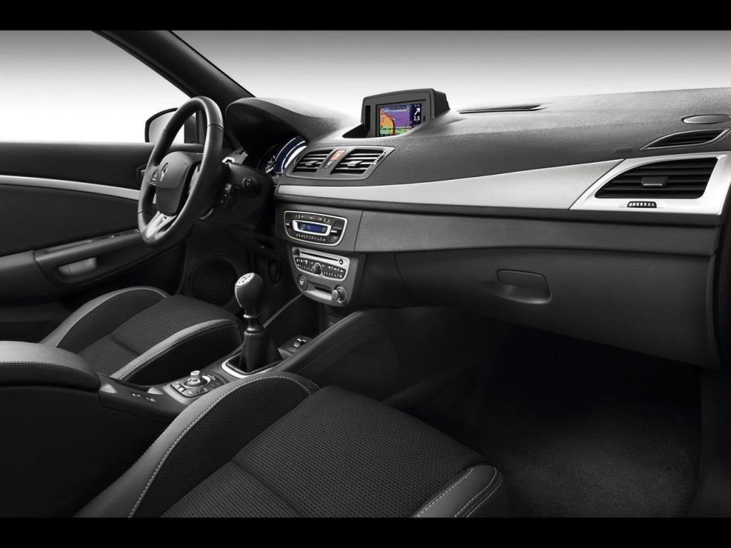 2010 Renault Megane Coupe-Cabriolet MeganeCC-10