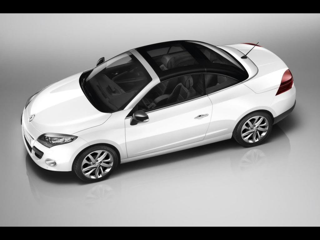2010 Renault Megane Coupe-Cabriolet MeganeCC-2