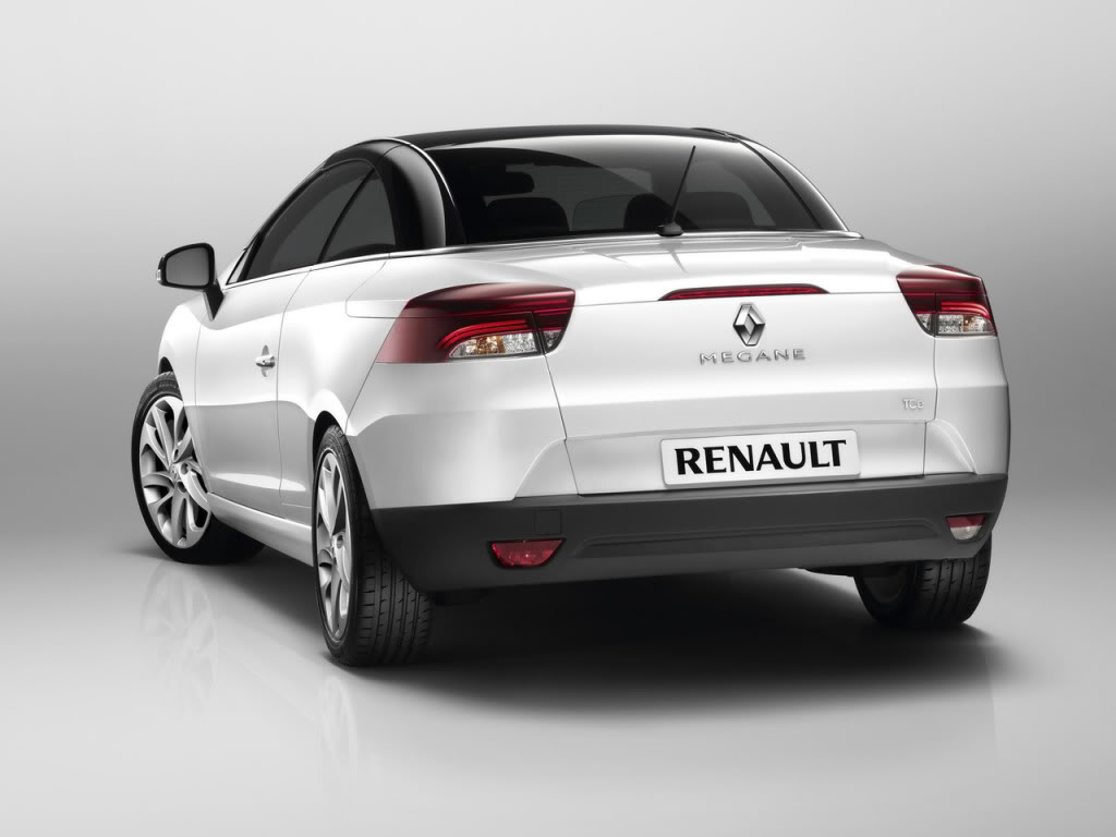 2010 Renault Megane Coupe-Cabriolet MeganeCC-4
