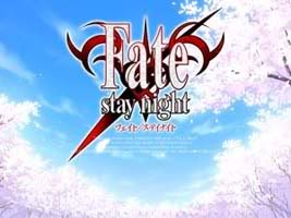 Fate/ Stay Night Complete CG